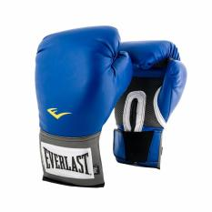 Price Comparisons Everlast 8030088 Pxi3 Pu Pro Style Training Gloves 16Oz Blue