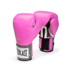 Retail Everlast Pro Style Training Boxing Gloves Pink