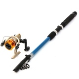 Fishing Rod And Reel 2 7M Intl For Sale Online
