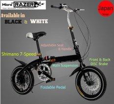 Micro Xt Razer (black) By Aextech.