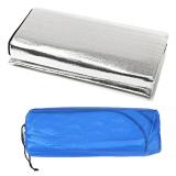 Discounted Foldable Folding Sleeping Mattress Mat Pad Waterproof Aluminum Foil Eva Outdoor Camping Mat Inflatable Mattress