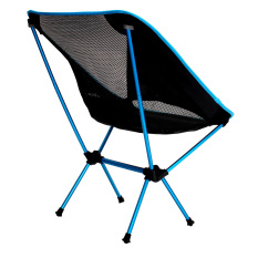 Sale Folding Camping Chair Garden Portable Seat For Fishing Picnic Bbq Beach With Bag Blue Audew Online China
