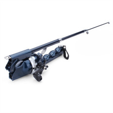 For Sale Folding Telescopic Sea Rods Suit Portable Fishing Poles With Fishing Reel 3 6 1