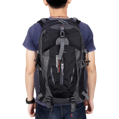 Buying Free Knight 005 Outdoor Sports Backpack Hiking Camping Waterproof Nylon Bag 40L Black