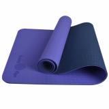 Fuzzy Flex Eco Friendly Premium Anti Slip Yoga Mat Violet Compare Prices