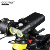 Price Gaciron V9D 1600 Usb Rechargeable Waterproof Bike Cycling Light Bicycle Front Flashlight With Remote Switch Intl Gaciron