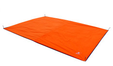 Top Rated Geertop Tent Tarp Mat 300 X 220 Cm Waterproof Oxford Fabric Groundsheet Canopy For 4 To 5 Persons Camping Hiking Picnic Orange