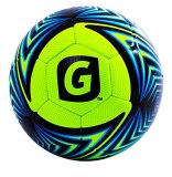 Buy Glory Beauty Pu Indoor Match And Training Soccer Ball Futsal Blue Intl On Singapore