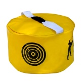 Golf Swing Training Package Aid Golf Impact Contact Power Smash Bag Yellow Intl Deal