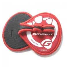 Buy Gripad Weight Lifting Glove And Grip Red Cheap On Singapore