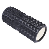 Price Gym Yoga Exercise Fitness Eva Foam Hollow Roller Physio Massageequipment Black Intl On China