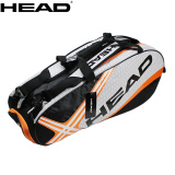 Sale Head Multi Use 3 4 Pack Tennis Racket Bag 9 Pack Badminton Bag Head Branded