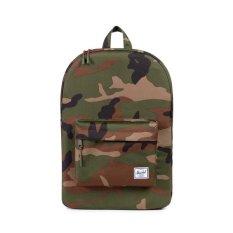 Herschel Classic Backpack Woodland Camo Lowest Price