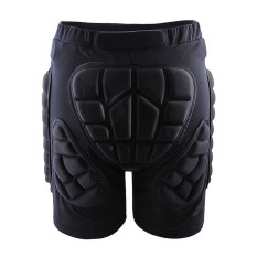 Price Comparisons Hks Outdoor Gear Hip Protective Padded Shorts Skate Skating Snowboard Pants S Black Export