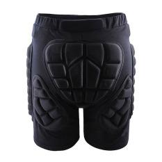 Top Rated Hks Outdoor Gear Hip Protective Padded Shorts Skate Skating Snowboard Pants S Black Export