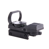 Recent Holographic Red Green Dot Reflex 4 Reticle Sight Scope