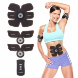 Hompo Smart Rechargeable Abs Stimulator Fitness Gear Muscle Abdominal Toning Trainer Coupon