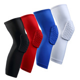 Sale Hot Sale Polyester Basketball Sport Knee Pad Kneecap Black M 1079 Yicc