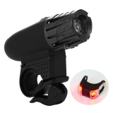 Buy Hot Sales Led Front Bike Usb Rechargeable Cycling Headlight 360 Swivel Design Super Bright 200 Lumens Led Off Road Bicycle Light Durable Easy Installation For Cycling Safety Lanyu Intl Online
