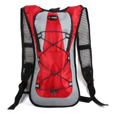 Lowest Price Hydration Pack For 5L Backpack Water Bladder For Hiking Running Biking Red Intl