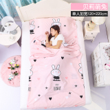 Sale Indoor Cotton *d*lt Hotel Portable Bedsheet Sleeping Bag Well House Branded