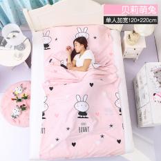 How To Buy Indoor Cotton *d*lt Hotel Portable Bedsheet Sleeping Bag