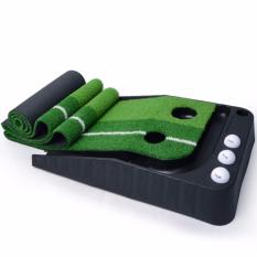 Buy Indoor Golf Putting Green Training 2 5M Long With 2 Hole Challenge
