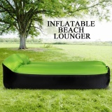 Buy Inflatable Lounger Portable Air Beds Sleeping Sofa Couch For Travelling Camping Beach Backyard Intl Not Specified Original