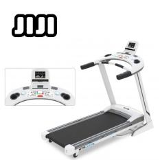 JIJI MTR520L Inred Commercial Series Electric Foldable Treadmill /Running Machine With Slow Falling Hydraulic System & Hp: 2.5/ Double Shock Absorbing (Free Assembly)