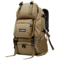 How To Get Jeebel 40L Outdoor Sport Bag Mountaineering Travel Bag Men Women Hiking Traveling Backpack Tourism Waterproof Nylon Camping Intl