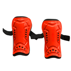 Jetting Buy New 1 Pair Competition Pro Soccer Shin Guard Pads Shinguard Protector Red By Jettingbuy.