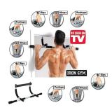 Jiji Iron Gym Bar Heavy Duty Iron Gym Bar Upper Body Workout Bar Iron Gym Bar Extreme Door Pull Up Promo Code