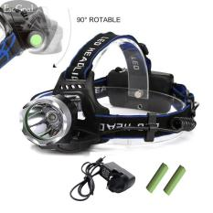 Compare Jvgood Outdoor Waterproof Led Headlamp Rechargeable Head Lamp Helmet Flash Light Flashlight For Camping Running Outdoor Fishing Hiking And Reading