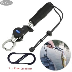 Compare Price Jvgood Portable Fishing Grip Fish Lip Grabber Gripper Grip Tool Fish Holder Stainless Steel Fishing Tackle 40Lb On China