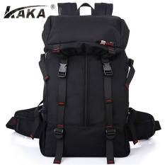 Shop For Kaka 40L Shock Resistant 15 6 Inch Laptop Computer Bag Luggage Backpack Outdoor Sports Backpack Hiking Backpack Climbing Backpack Mountaineering Backpack Travel Bag Black Intl
