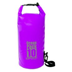 Original Karana Ocean Pack Waterproof Dry Tube Bag 10 Litres Purple Reviews