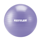 Low Cost Kettler Kab0765 Gym Ball 65Cm With Hand Pump Purple