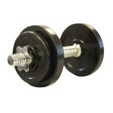 Kettler Kap0850 10Kg Rubberized Dumbbell Set Shopping