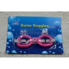 e5699b6c22 Kids Swimming Goggles High Defination Waterproof Glasses (Pink) - intl