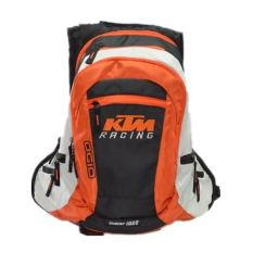 Buy Ktm Motorcycle Backpack Motocross Motorized Waterproof Cover Backpack Outdoor Camping Hiking Package Bag White Intl Online China