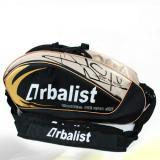 Large Capacity Tennis Equipment Bags Multifunction Gym Squash Tennis Badminton 8 Racquets Racket Bag Black Intl Coupon Code