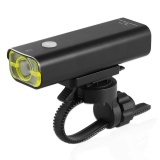 Led Front Bike Usb Rechargeable Cycling Headlight Wide Beam Angle 360 Swivel Design Super Bright 400 Lumens Led Off Road Bicycle Light Durable Easy Installation For Cycling Safety Intl Coupon