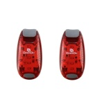 Review Led Safety Light 2 Pack Free Bonuses Clip On Strobe Runninglights For Runners Dogs Bike Walking The Best High Visibilityaccessories For Your Reflective Gear Bicycle Etc Intl Oem On China