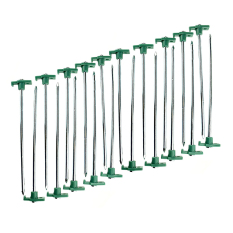 Get The Best Price For Leegoal Heavy Duty Tent Pegs T Non Rust Stakes With Green Stoper 20Pcs