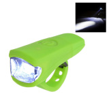Sales Price Leegoal Waterproof High Bright Bike Light 3W Usb Rechargeable Led Bicycle Front Light With Easy Install Green