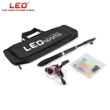 Buying Leo 1 6M Telescopic Fishing Rod Set With Fish Reel Hook Lure Tackle