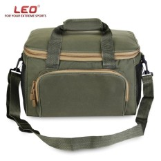Where To Buy Leo Square Multifunctional Fishing Tackle Bag Canvas Waist Lure Pack Intl