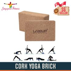 Low Cost Liveup Yoga Cork Brick