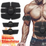 Buy Cheap Magic Ems Muscle Training Gear Abdominal Abs Fit Body Exercise Stimulator Black Intl