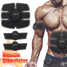 Price Magic Ems Muscle Training Gear Abdominal Abs Fit Body Exercise Stimulator Black Intl China